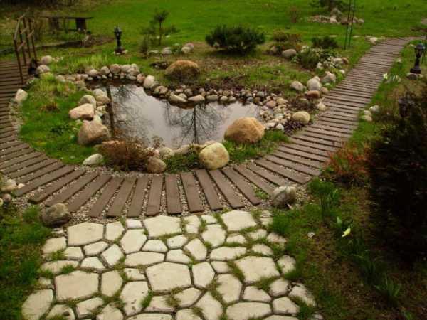 Площадки для отдыха